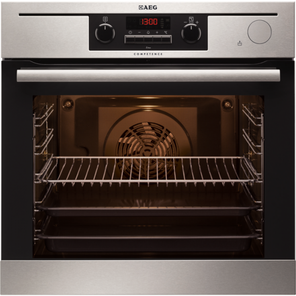 AEG BP501432WM Built-In Pyrolytic Single Oven