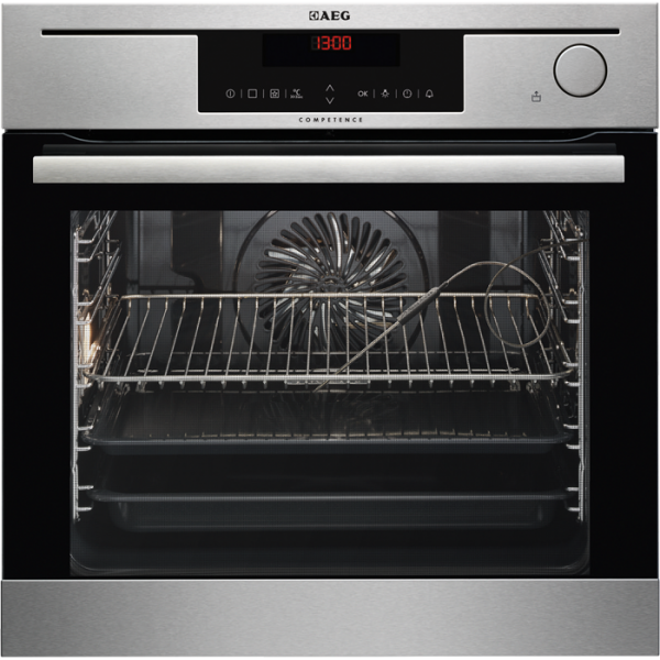 AEG BS730472KM Built-In Single Oven