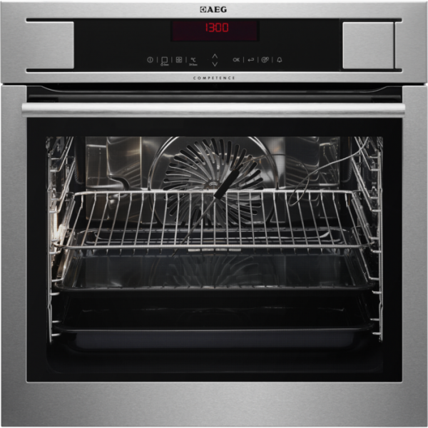 AEG BS836480KM Built-In Single Oven