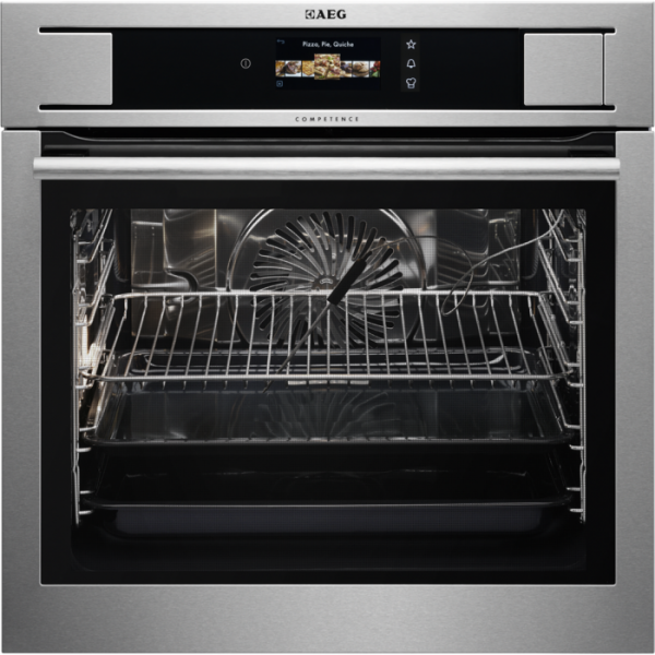 AEG BS836680KM Built-In Single Oven