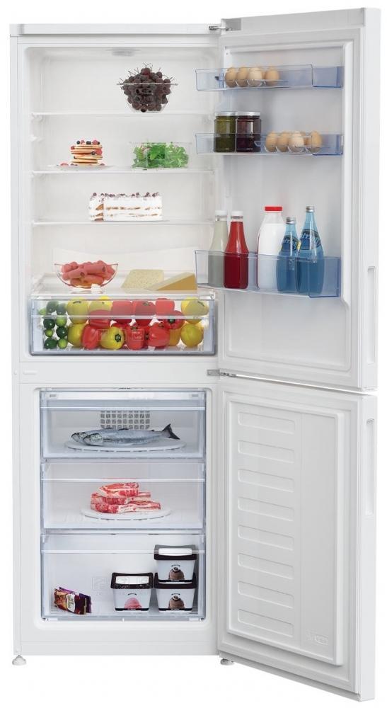 Beko CCFH1675W 60cm Frost Free Fridge Freezer