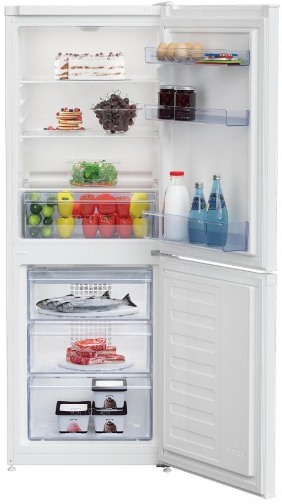 Beko CCFM1552W 55cm Frost Free Fridge Freezer