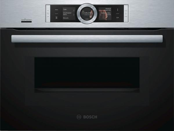 Bosch CMG676BS6B Compact Microwave Oven