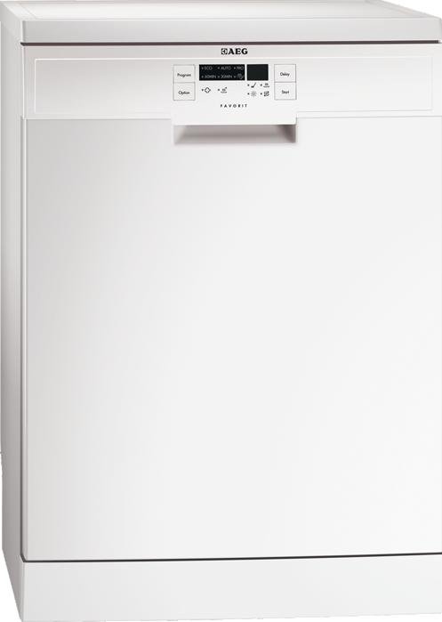 AEG F56302W0 60cm Dishwasher
