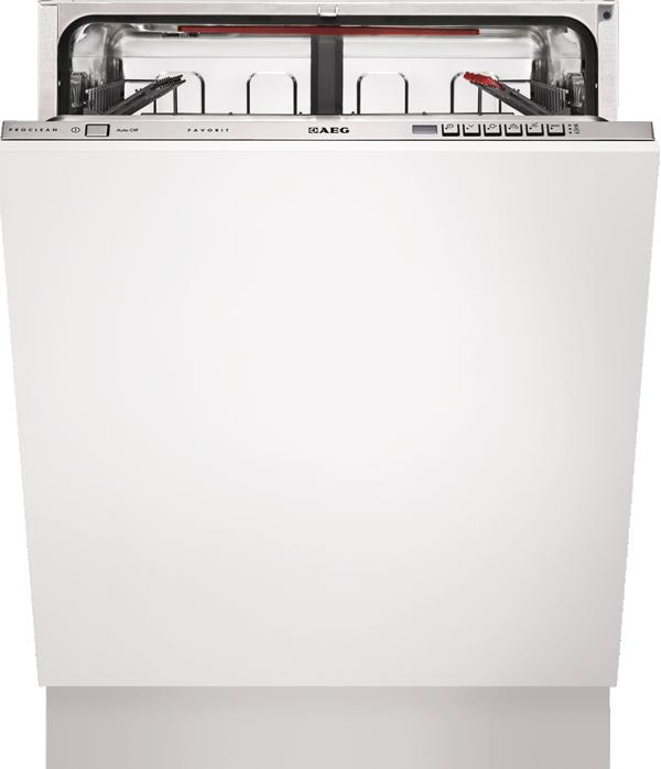 AEG F66603VI0P Fully Integrated Dishwasher