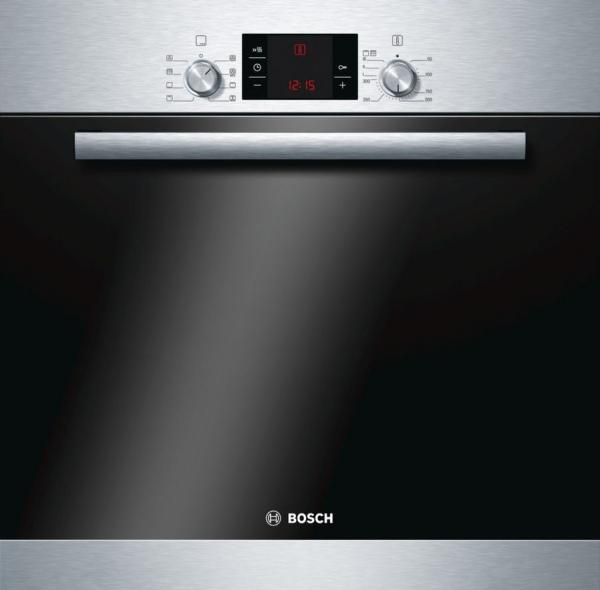Bosch HBA63B150B Built-In Single Pyrolytic Oven