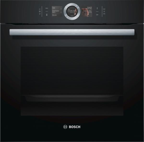 Bosch HBG6764B6B Built-In Pyrolytic Single Oven