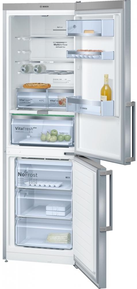 Bosch KGN36AI35G Frost Free Fridge Freezer