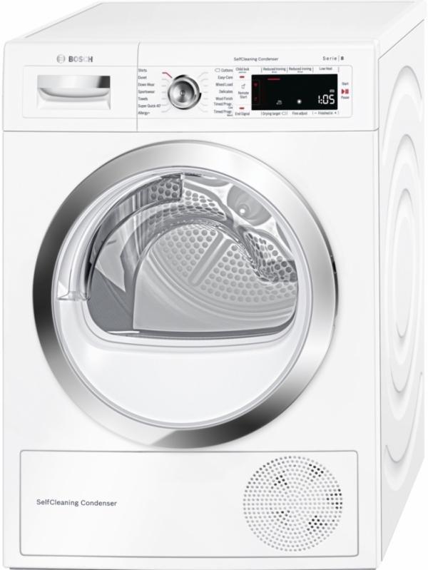 Bosch WTWH7560GB Condenser Tumble Dryer