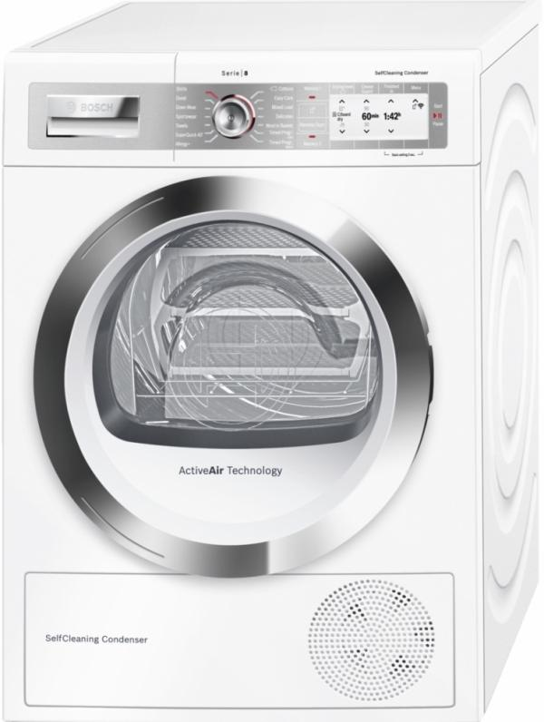 Bosch WTYH6790GB Condenser Tumble Dryer