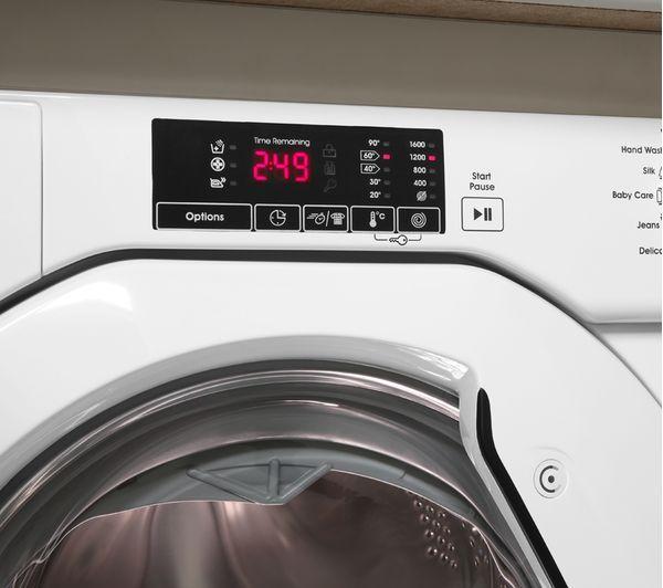 Candy CBWM816D Integrated Washing Machine