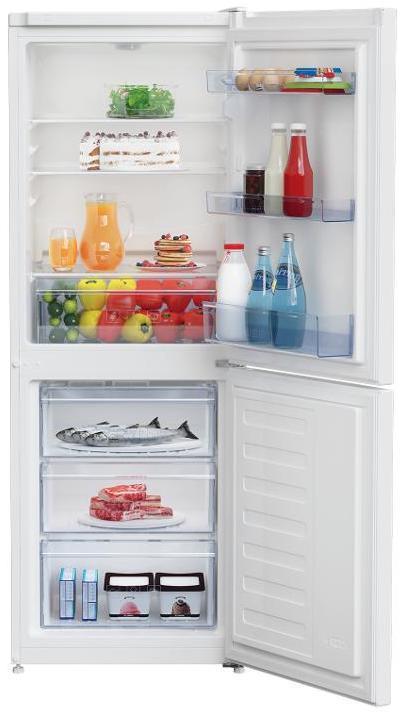 Beko CCSM1552W Fridge Freezer