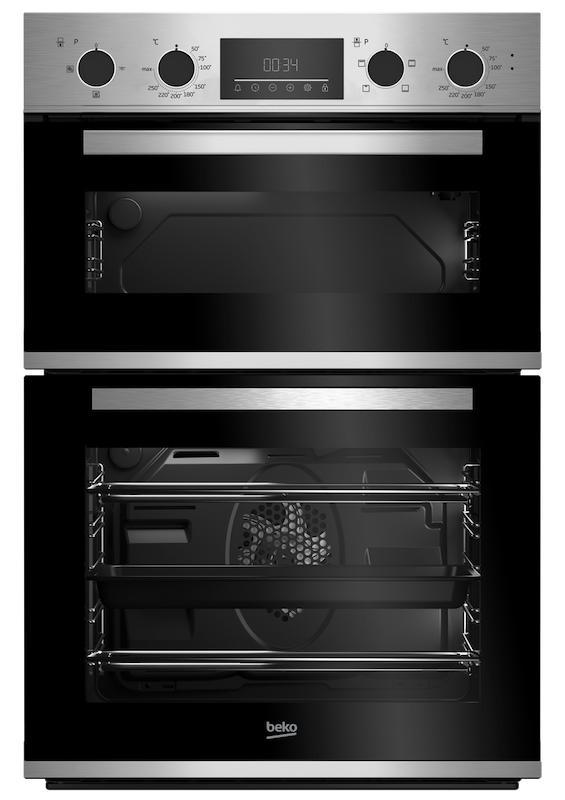 Beko CDFY22309X Built-In Double Oven