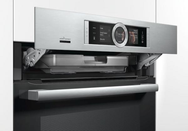 Bosch CSG656BS7B Built-In Compact Steam Oven