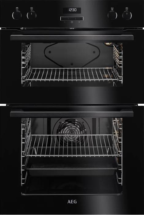 AEG DEE431010B Built-In Double Oven