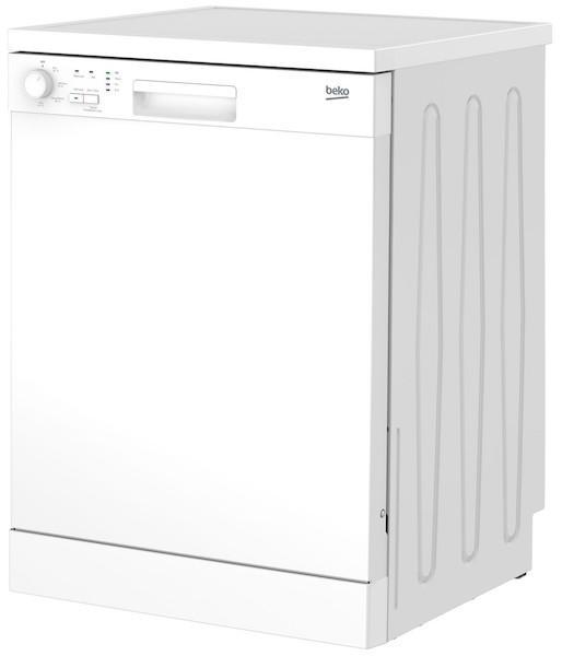 Beko DFN04C11W 60cm Dishwasher