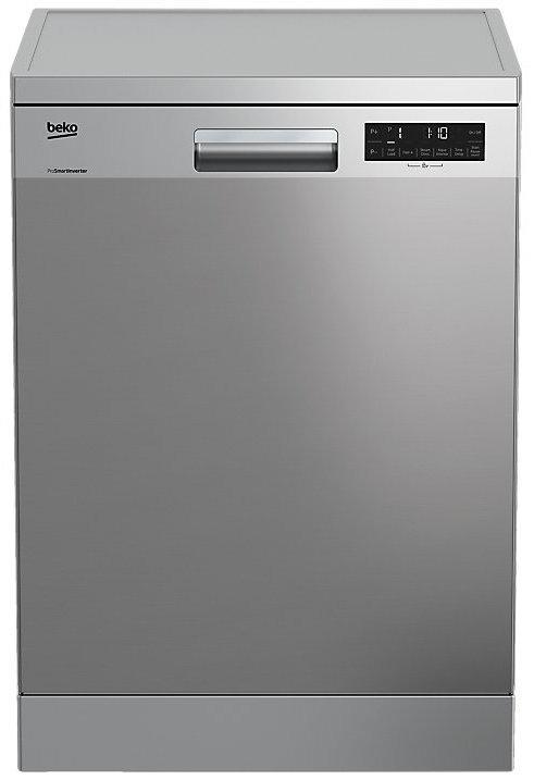 Beko DFN39530X Stainless Steel Dishwasher