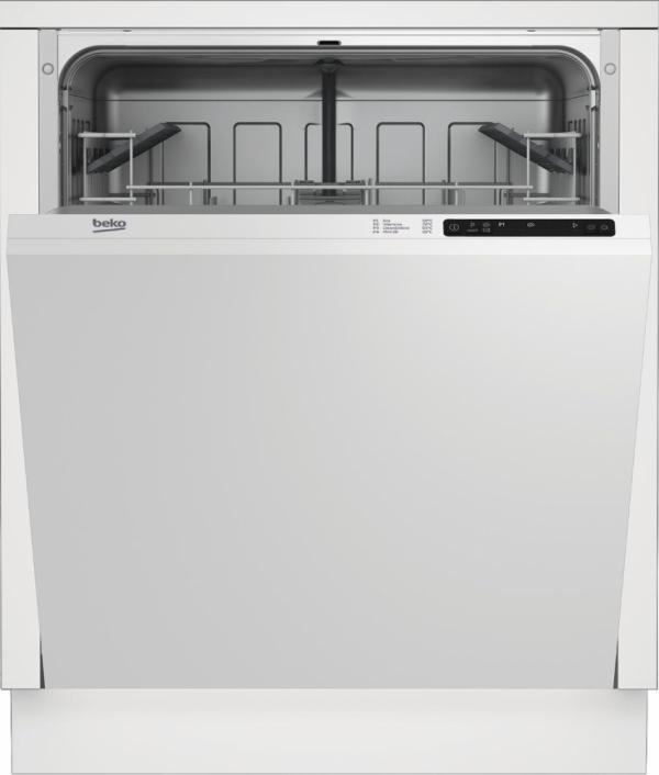 Beko DIN14C11 Built-In Dishwasher
