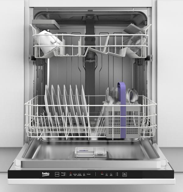 Beko DIN15C10 60cm Integrated Dishwasher