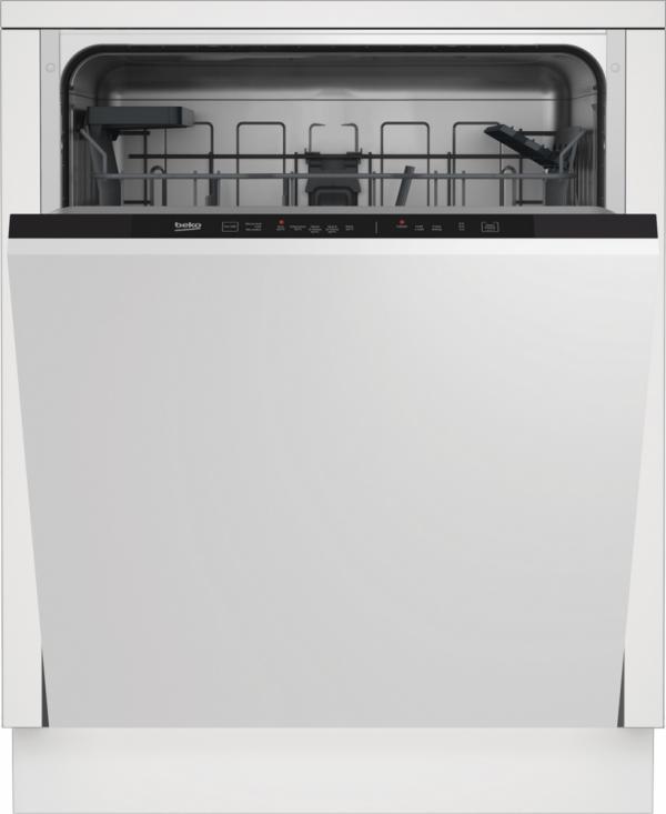 Beko DIN15C20 Fully Integrated Dishwasher
