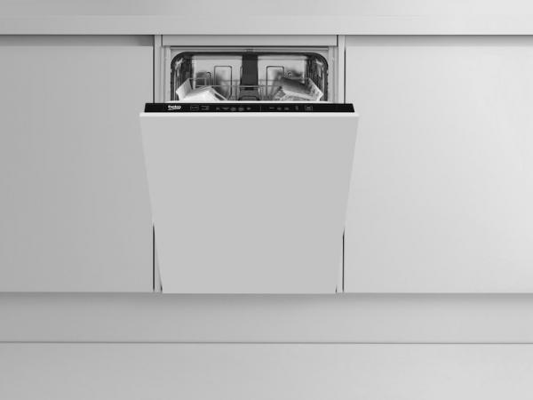 Beko DIS15012 45cm Fully Integrated Dishwasher