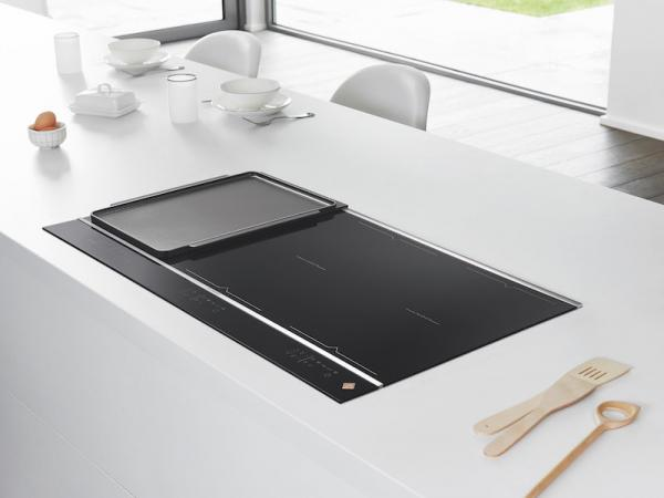 De Dietrich DPI7969XS 90cm Induction Hob