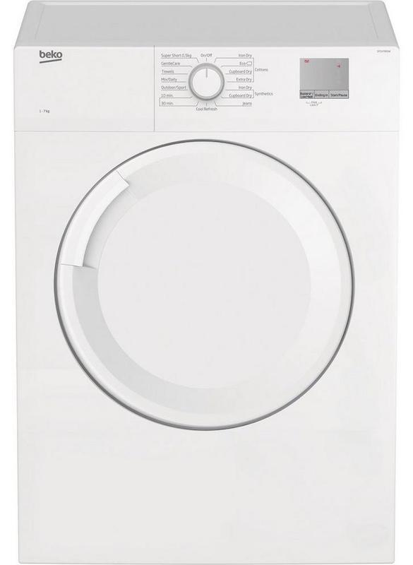Beko DTGV7001W Vented Tumble Dryer