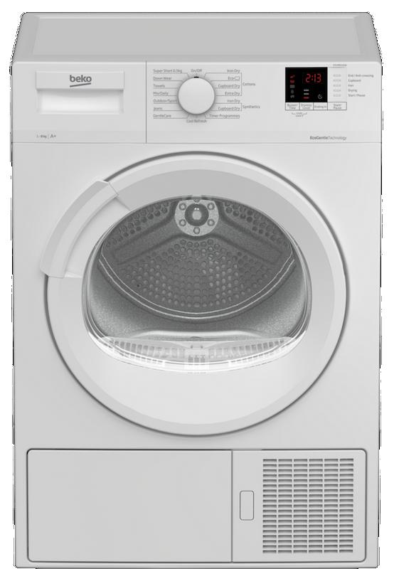 Beko DTLP81141W Heat Pump Tumble Dryer