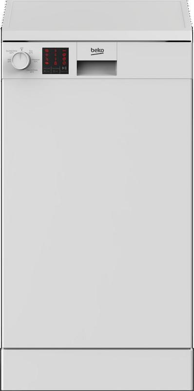 Beko DVS05C20W 45cm Slimline Dishwasher