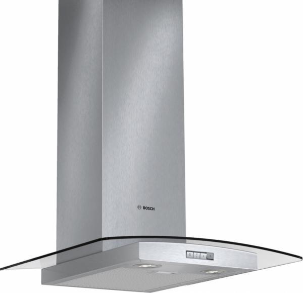 Bosch DWA064W51B 60cm Chimney Hood