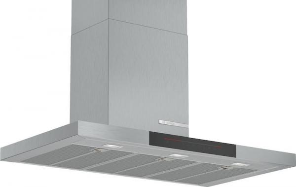 Bosch DWB98JQ50B 90cm Flat Chimney Hood
