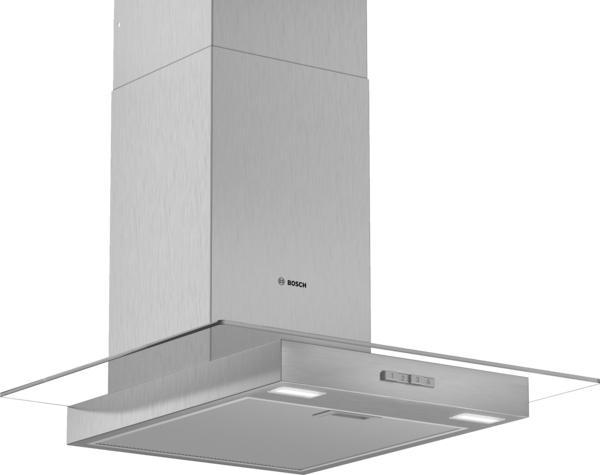 Bosch DWG64BC50B 60cm Flat Glass Cooker Hood