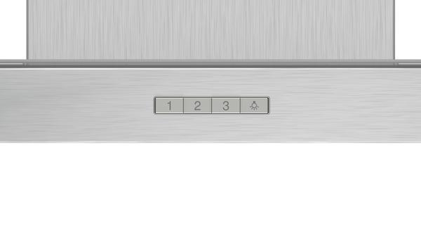 Bosch DWG94BC50B 90cm Flat Glass Chimney Hood