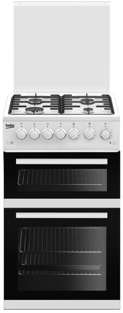 Beko EDG504W 50cm Gas Cooker