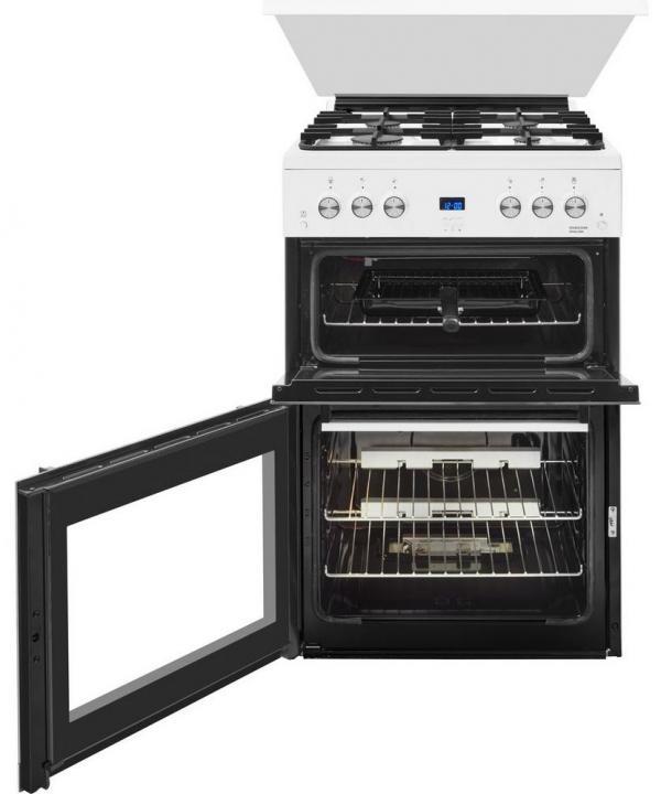 Beko EDG6L33W 60cm Gas Cooker