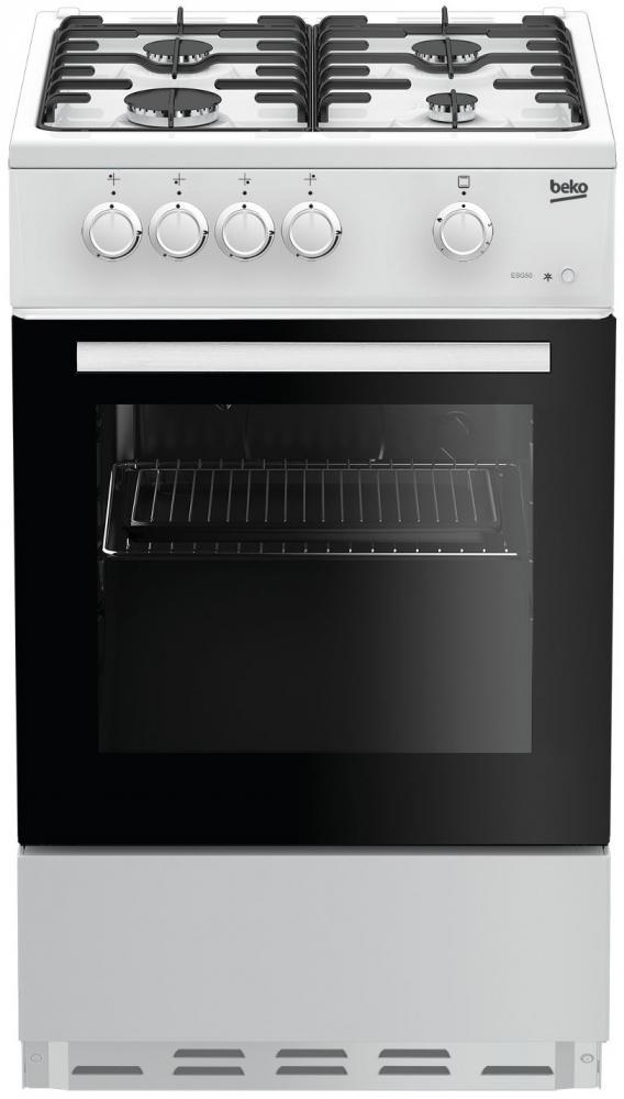 Beko ESG50W 50cm Gas Cooker