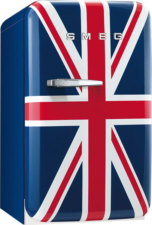 Smeg FAB5RUJ Retro Drinks Fridge