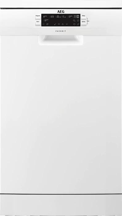 AEG FFB62400PW 45cm Slimline Dishwasher