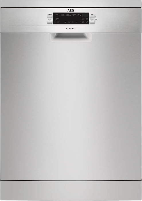 AEG FFE62620PM 60cm Freestanding Dishwasher