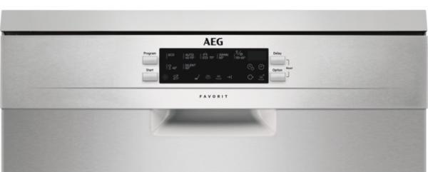 AEG FFE63700PM 60cm AirDry Dishwasher