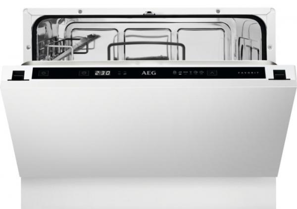 AEG FSE21200P Integrated Compact Dishwasher