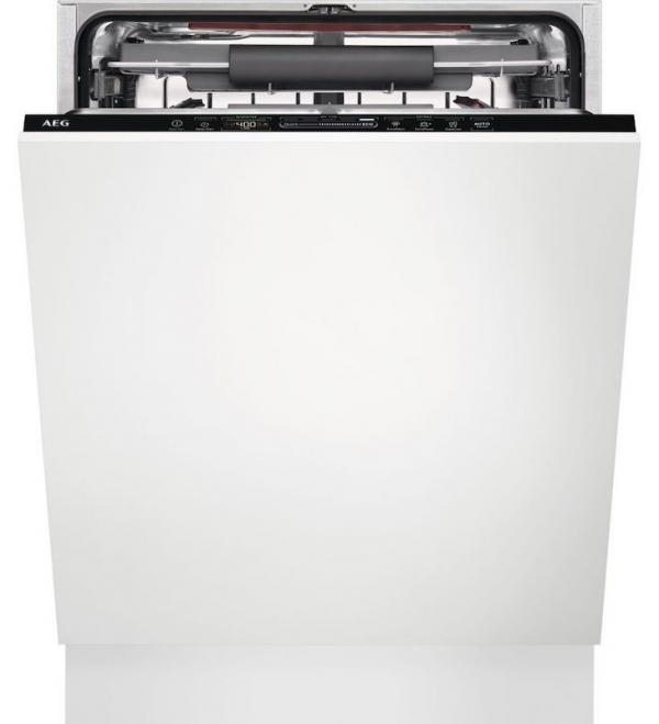 AEG FSS53627Z AirDry Fully Integrated Dishwasher