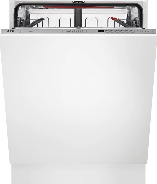 AEG FSS62600P 60cm AirDry Fully Integrated Dishwasher