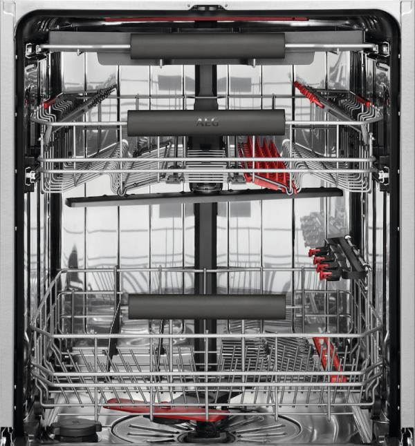 AEG FSS62737P Fully Integrated AirDry Dishwasher