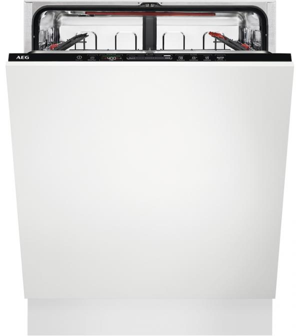 AEG FSS63607P Fully Integrated AirDry Dishwasher
