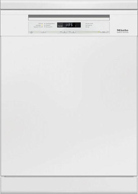 Miele G 4940 SC / G4940SC wh / 3D Cutlery Tray 60cm White Dishwasher (EX DISPLAY)