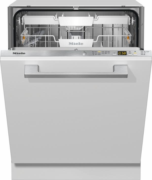 Miele G 5055 SCVi / G5055SCVi XXL Fully Integrated Dishwasher