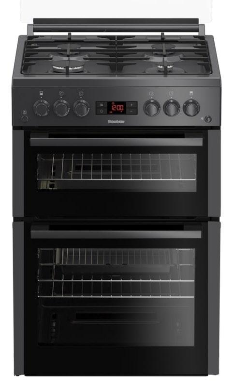 Blomberg GGN65N 60cm Anthracite Gas Cooker