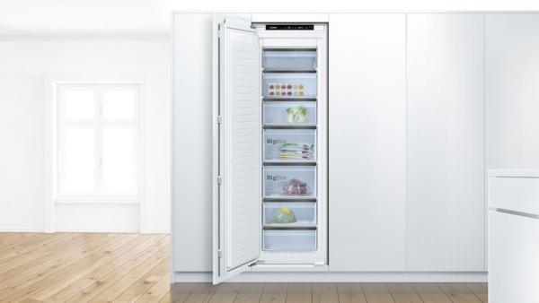 Bosch GIN81HCE0G Integrated Frost Free Freezer