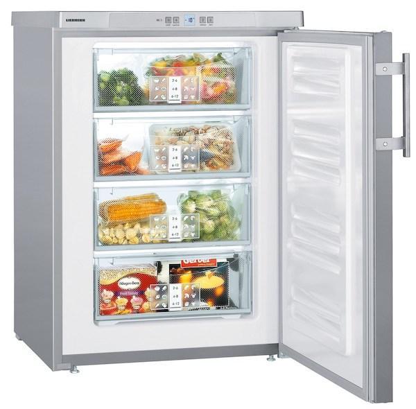 Liebherr GPesf 1476 / GPesf1476 60cm Undercounter Freezer
